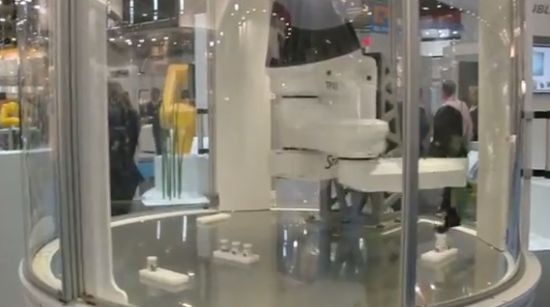 Amazing Industrial Robot Speed