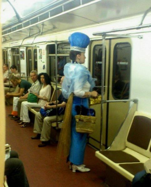 Unusual Fashion (73 pics)