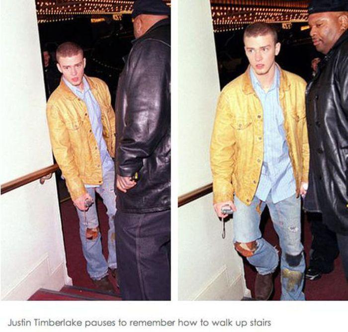 Justin Timberlake Does Things (22 pics)