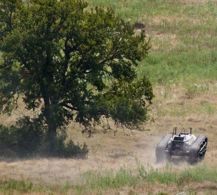World's Fastest Tracked Vehicle (20 pics)