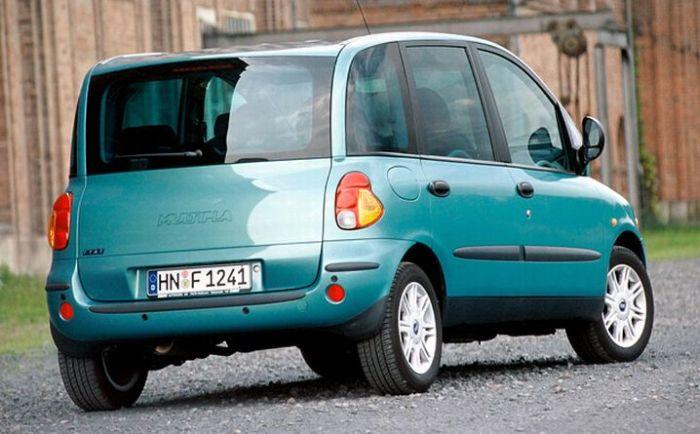 Ugly Cars (57 pics)