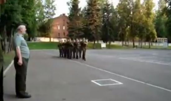 Meanwhile in Russian Army