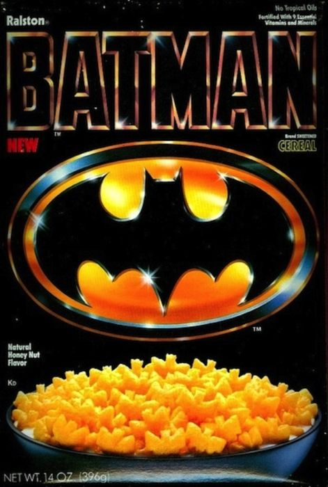 Cereals From The '80s That Don't Exist Anymore (25 pics)