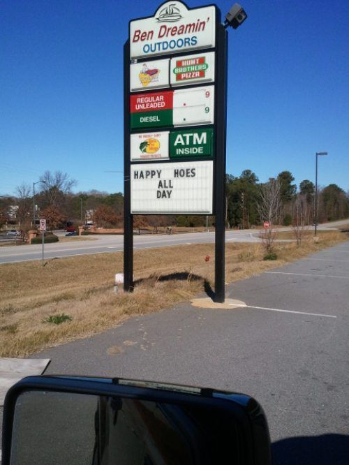 WTF Signs. Part 26 (29 pics)