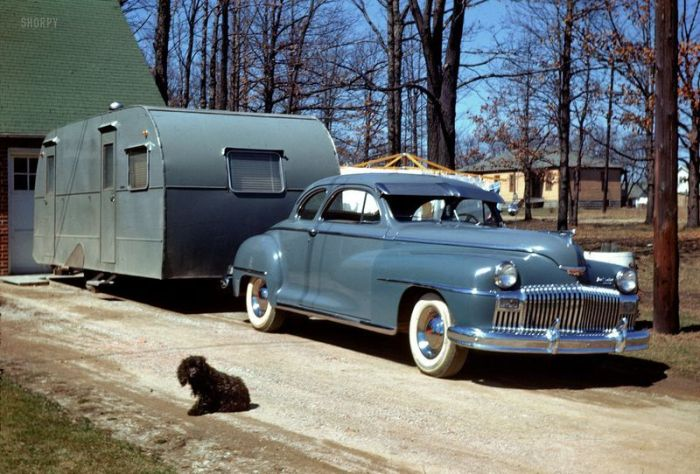 American Cars of the '40-60s (89 pics)