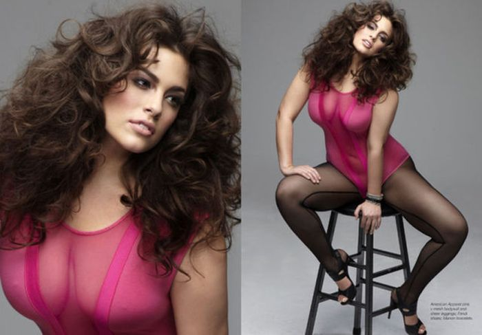 """Plus Size"" Models (36 pics)"