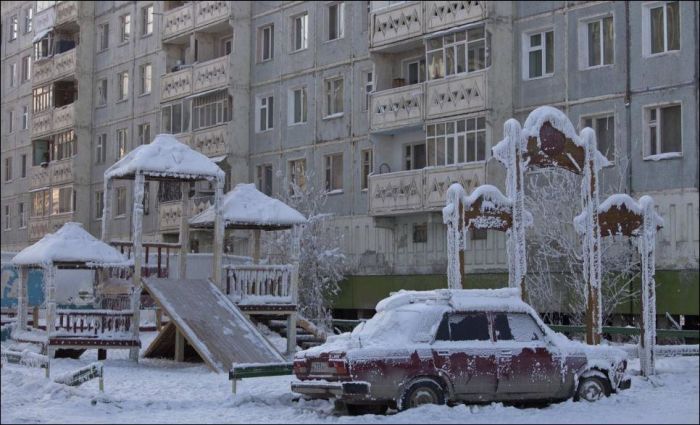 Welcome to Oymyakon, Russia (33 pics)