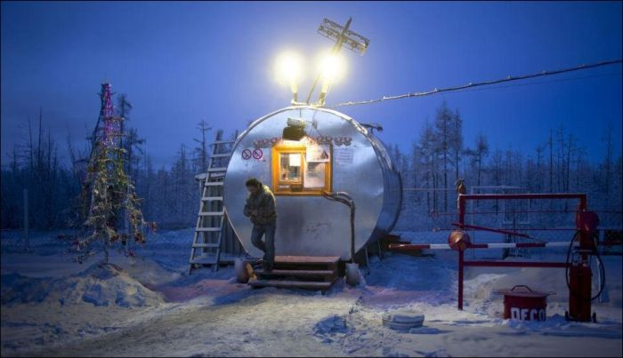 Welcome to Oymyakon, Russia (33 pics)