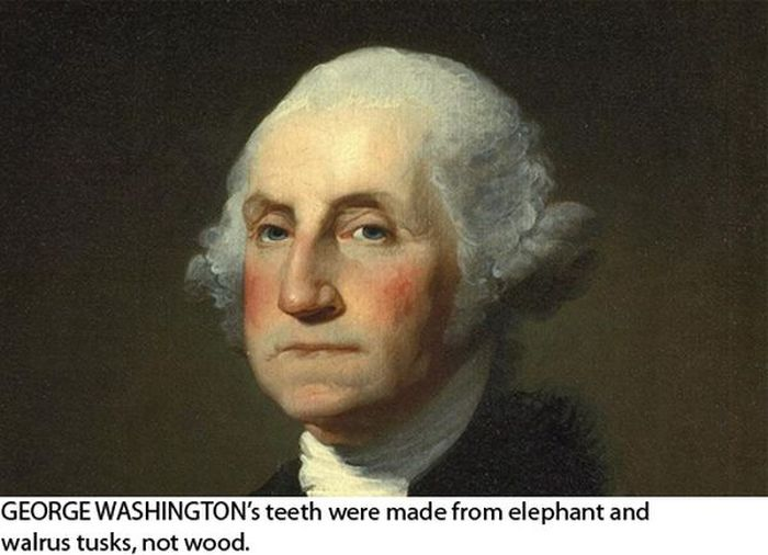Presidential Facts (18 pics)