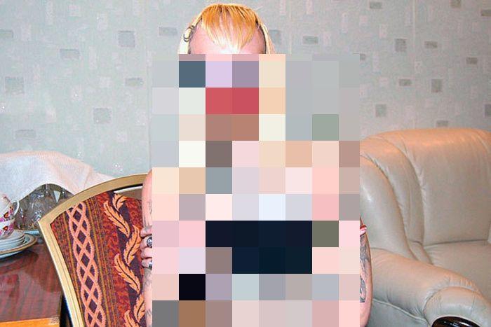 Russian Tattoo Freak (5 pics)