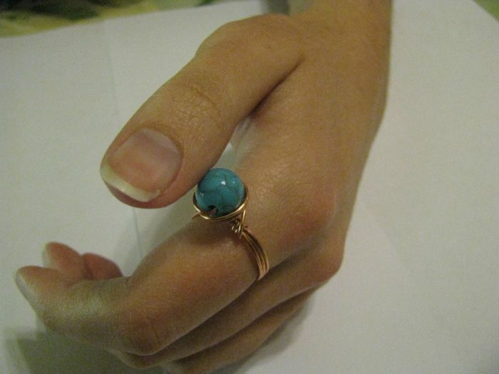 Worry Ring (4 pics)