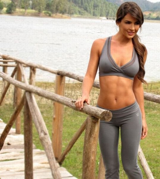 Girls with Very Fit Bodies. Part 3 (60 pics)