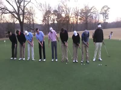 Great Golf 9 Puts WIN