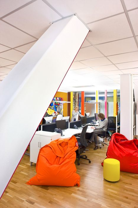 Google Office in Stockholm (28 pics)