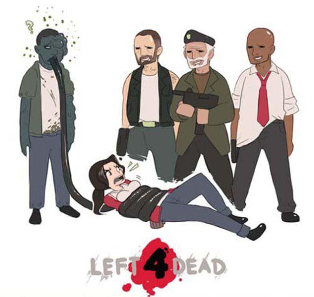Cosplay, Comics, Memes, Fan Art (48 pics)