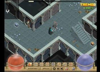 Forgotten Dungeon