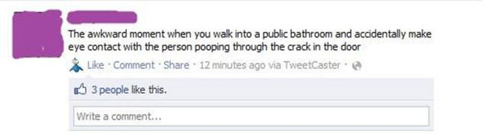 That Embarrassing Moment When… (20 pics)