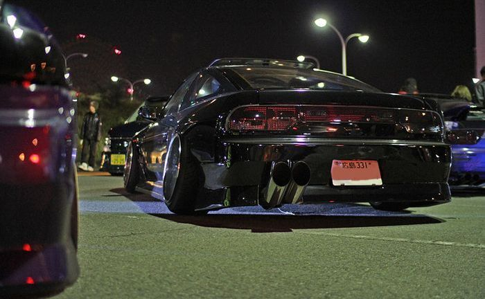 Muscle Cars in Osaka, Japan (60 pics)