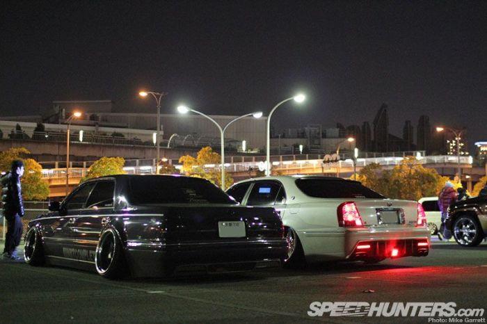 Muscle Cars in Osaka, Japan (60 pics)