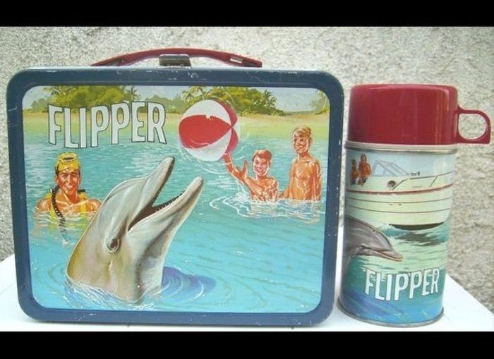 Vintage Lunch Boxes (101 pics)
