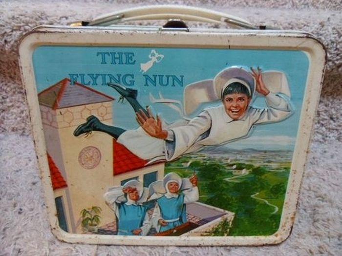 Vintage Lunch Boxes (101 pics)