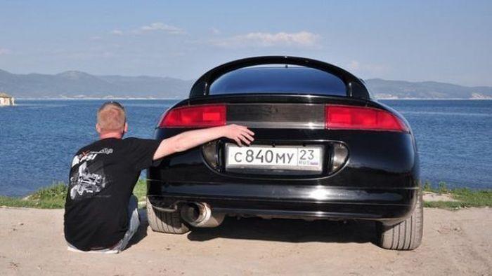 Funny Car-Themed Photos (43 pics)