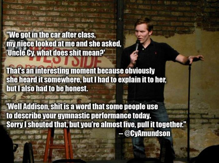 Great Moments in Standup Comedy (21 pics)