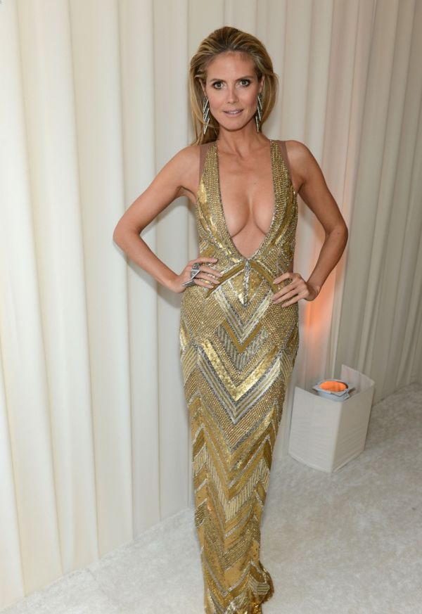 Oscars 2013: Heidi Klum (13 pics)