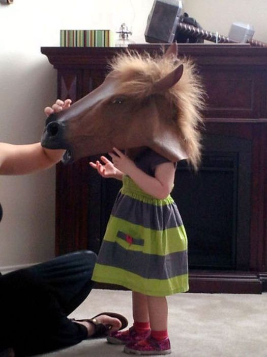 Just Horsing Around. Part 2 (41 pics)