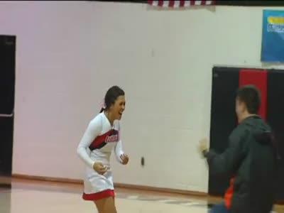 Amazing Cheerleader's WIN