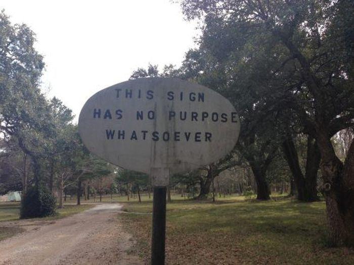 WTF Signs. Part 27 (27 pics)
