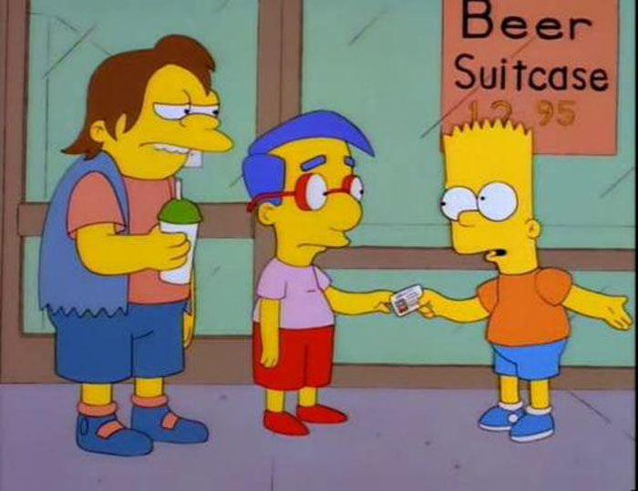 Bizarre Merchandise for Sale on The Simpsons (28 pics)