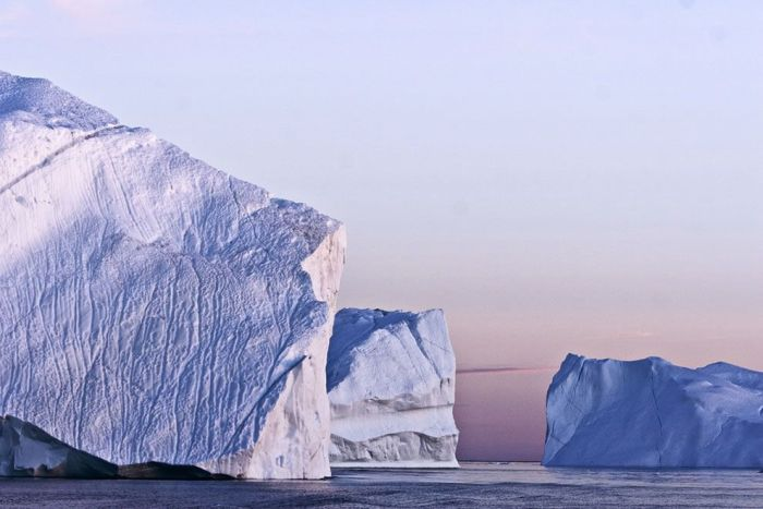 Beautiful Icebergs (40 pics)