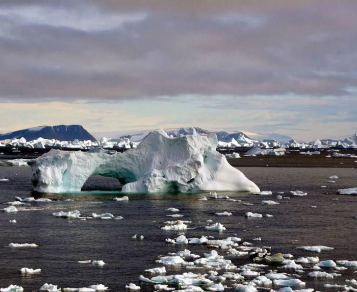 Beautiful Icebergs (40 pics)