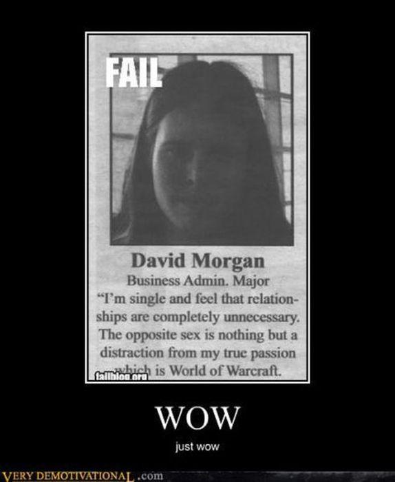 Funny Demotivational Posters, Feb. 28, 2013 (32 pics)