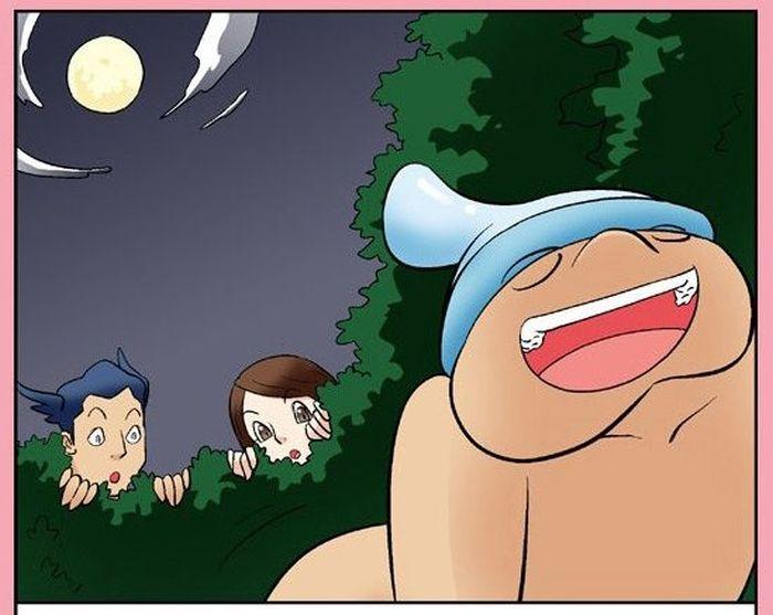 Korean Adult Comics (8 pics)