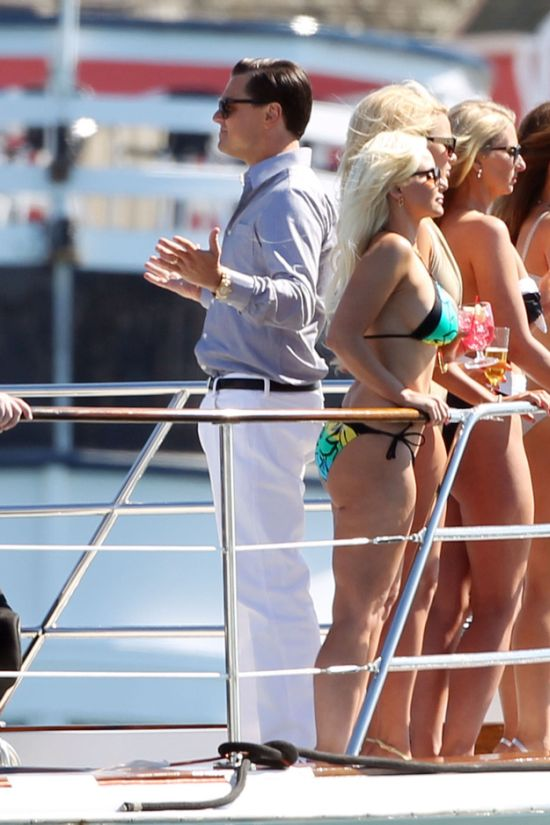 Leonardo DiCaprio Has The Best Job Ever (6 pics)
