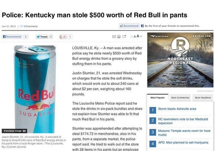 Kentucky Is Wierd (28 pics)