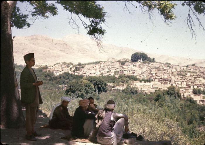Kabul in 1967 (30 pics)