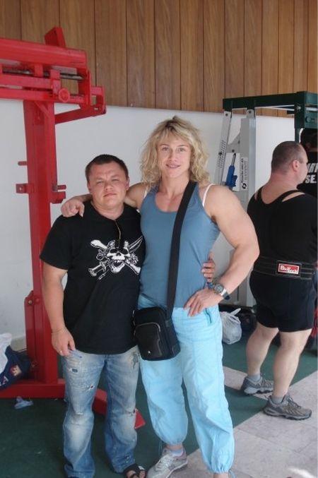 Anna Turaeva - Women's Powerlifting Champion (11 pics)