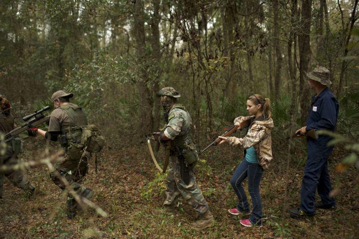 Kids Survival Training (19 pics)