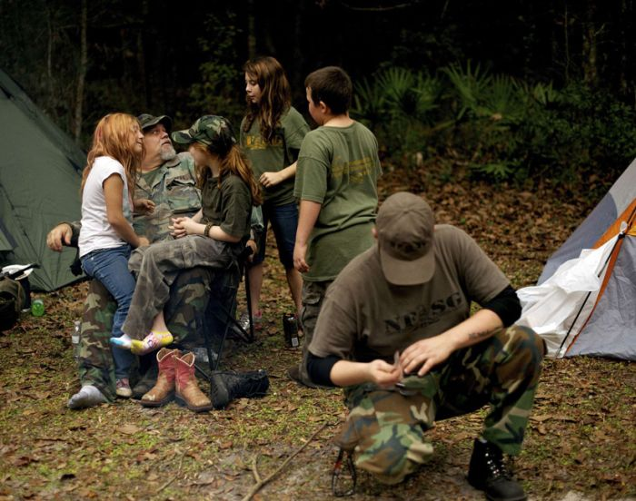 Kids Survival Training (19 pics)