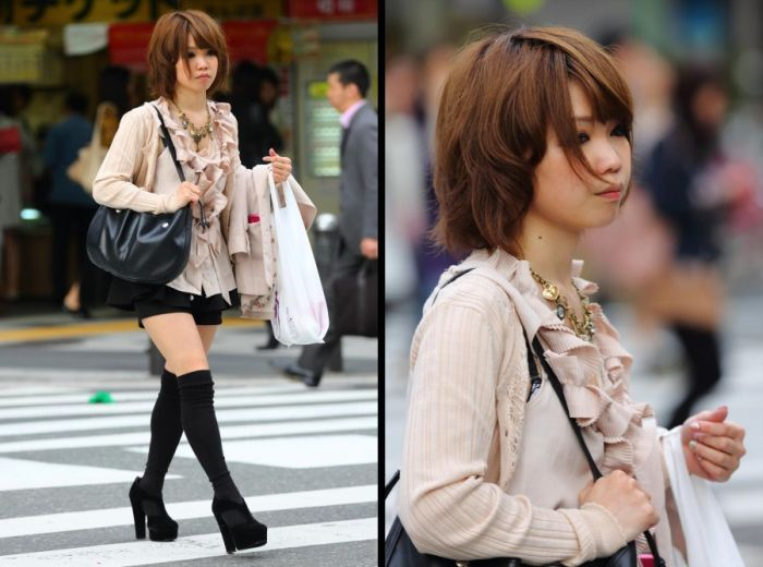 Girls from Japan (51 pics)