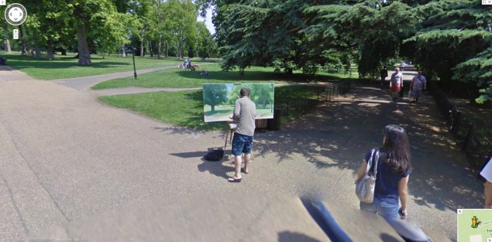 Interesting And Funny Google Street View Images 50 Pics