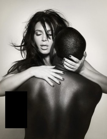 Kanye West And Kim Kardashian Photos Gone Public (11 pics)