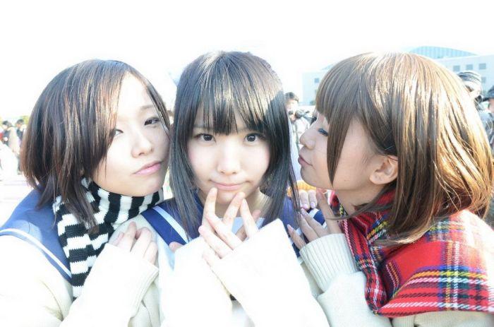 Random Cute Girls. Part 5 (51 pics)