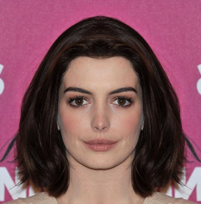 Symmetrical Celebrities (16 pics)