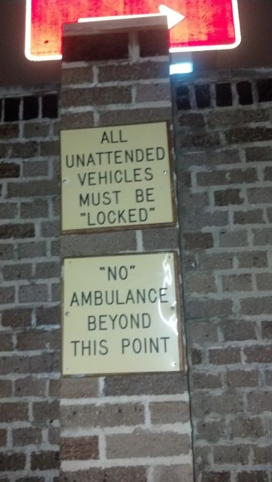 """Unnecessary"" Quotation Marks (56 pics)"