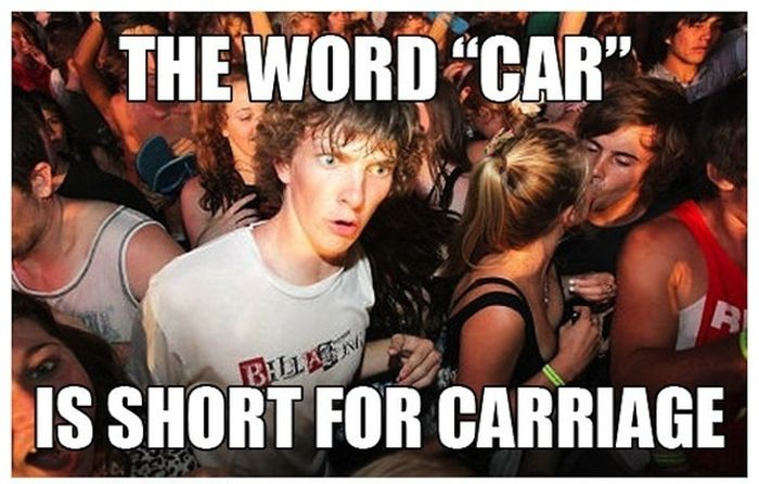 Words That Are Short For Something (20 pics)