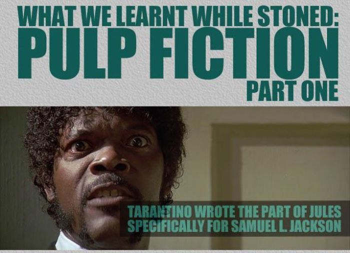 Interesting Facts About Pulp Fiction (2 pics)